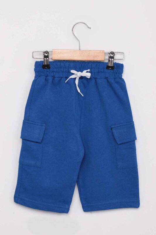 SİMİSSO - Simisso Erkek Çocuk Kapri | Mavi