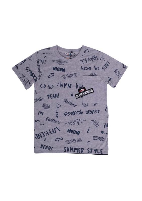 SİMİSSO - Simisso T-Shirt 39419 | Gri