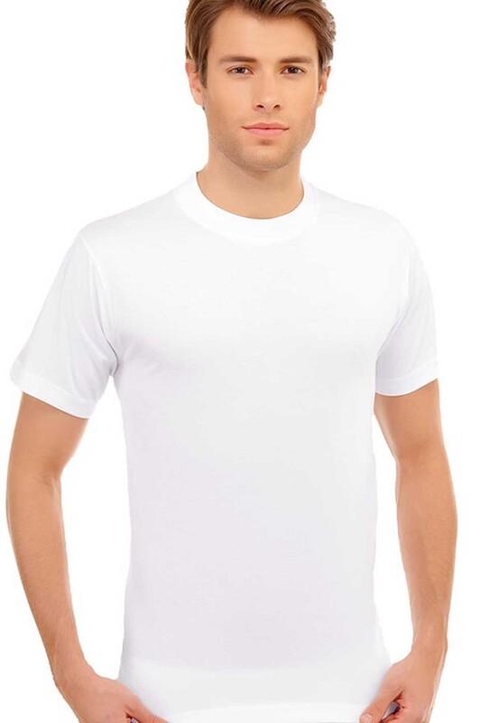 İLKE - İlke Atlet 103   Beyaz
