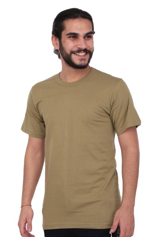 SEHER YILDIZI - Seher Yıldızı Penye Asker Atlet 003 | Yeşil