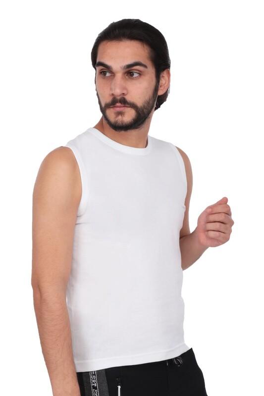 TUTKU - Tutku Ribana Erkek Atlet 108 | Beyaz