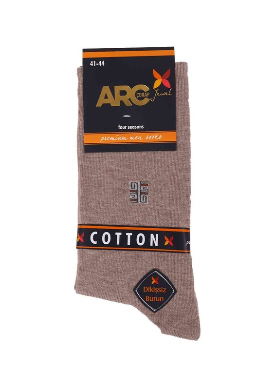ARC - Arc Dikişsiz Çorap 155 | Kahverengi