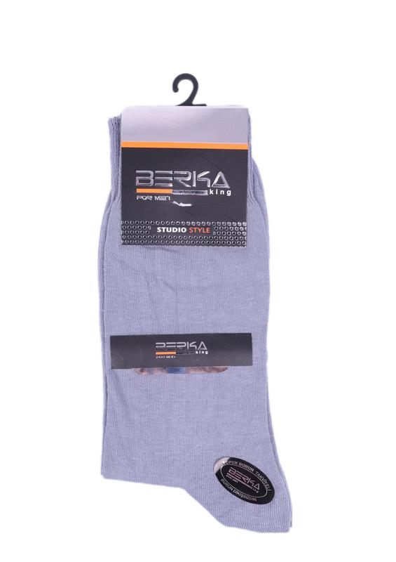 BERKA KİNG - Berka King Çorap 064 | Gri