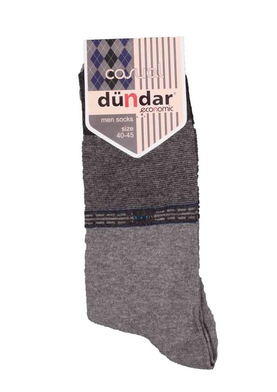 DÜNDAR - Dündar Likralı Çorap 005 | Gri