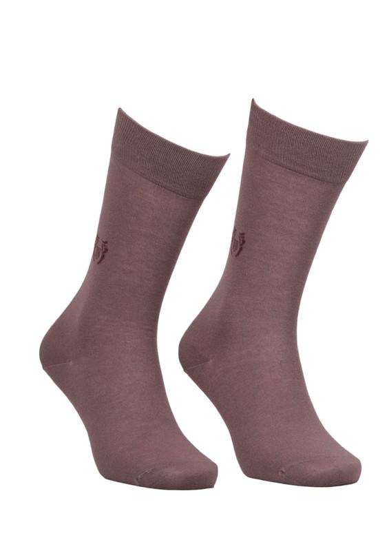 JİBER - Jiber Modal Çorap 5107 | Vizon