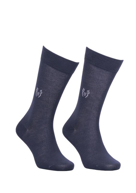 JİBER - Jiber Modal Çorap 5107 | Füme
