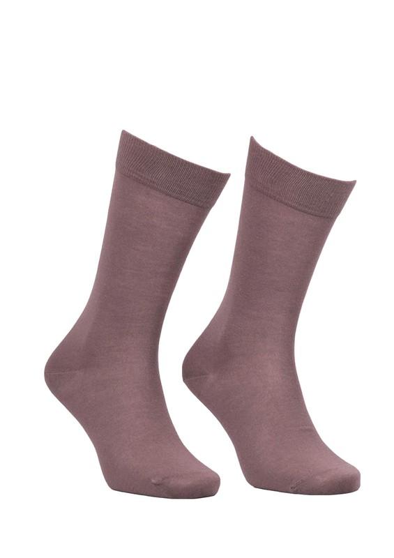 JİBER - Jiber Modal Çorap 5100 | Vizon