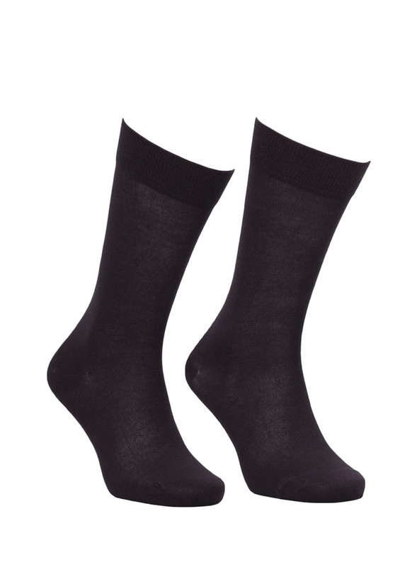 JİBER - Jiber Modal Çorap 5100 | Kahverengi