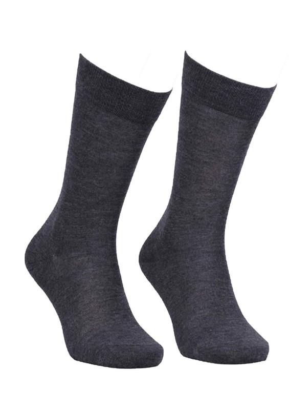 JİBER - Jiber Modal Çorap 5100 | Antrasit
