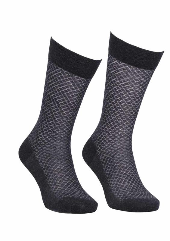 JİBER - Jiber Bambu Çorap 5502   Antrasit
