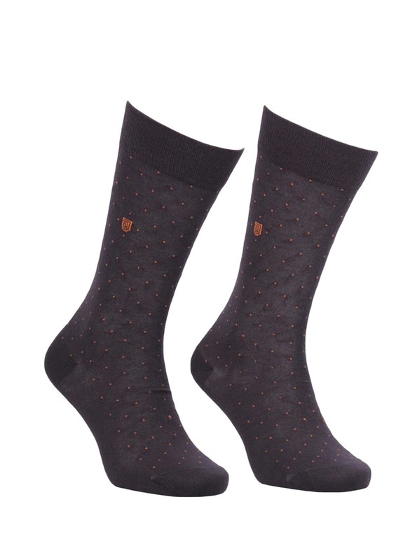 JİBER - Jiber Modal Çorap 5108 | Kahverengi