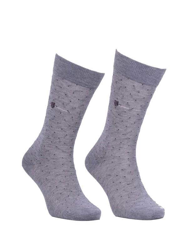 JİBER - Jiber Modal Çorap 5108 | Gri