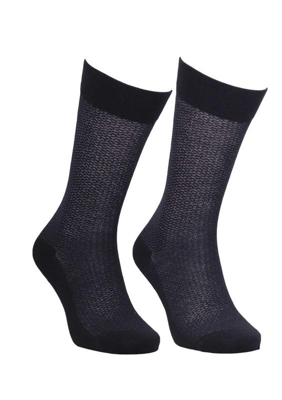 JİBER - Jiber Bambu Çorap 5501   Siyah