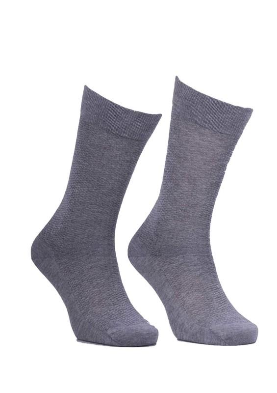 JİBER - Jiber Bambu Çorap 5501 | Gri