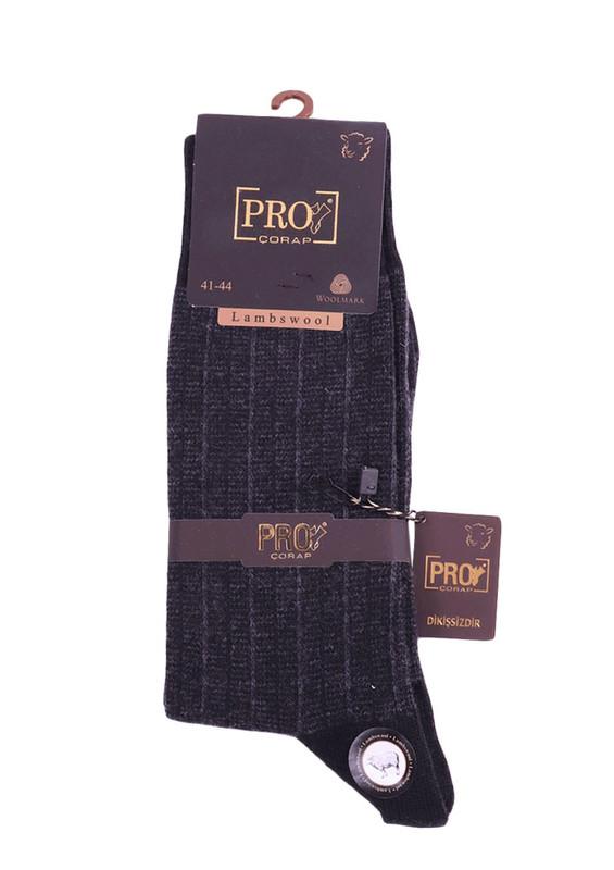 PRO - Pro Yün Çorap 13606   Siyah