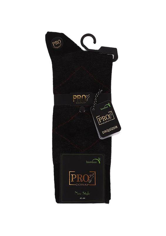 PRO - Pro Bambu Çorap 17622 | Siyah