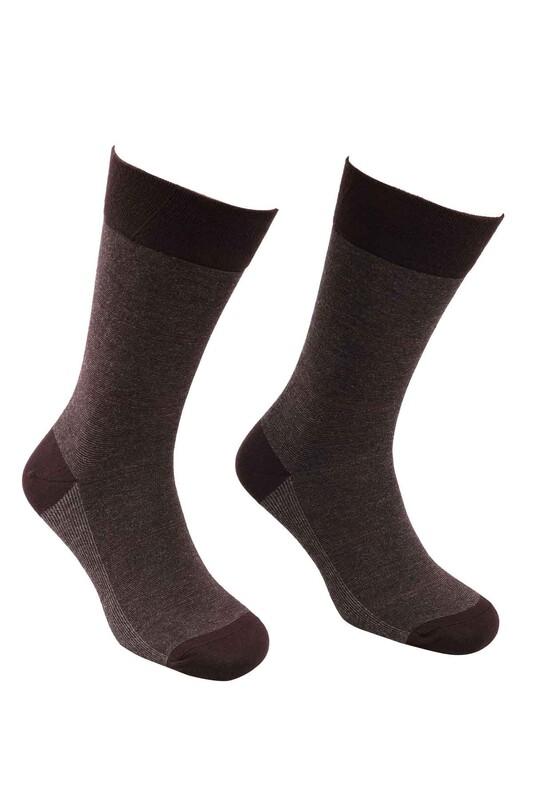 PRO - Pro Bambu Çorap 17620   Kahverengi