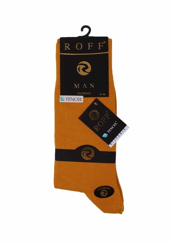 ROFF - Roff Tencel Çorap 16200   Sarı