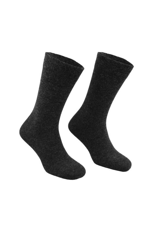 PİERRE CARDİN - Pierre Cardin Bambu Yün Erkek Çorap 650 | Antrasit