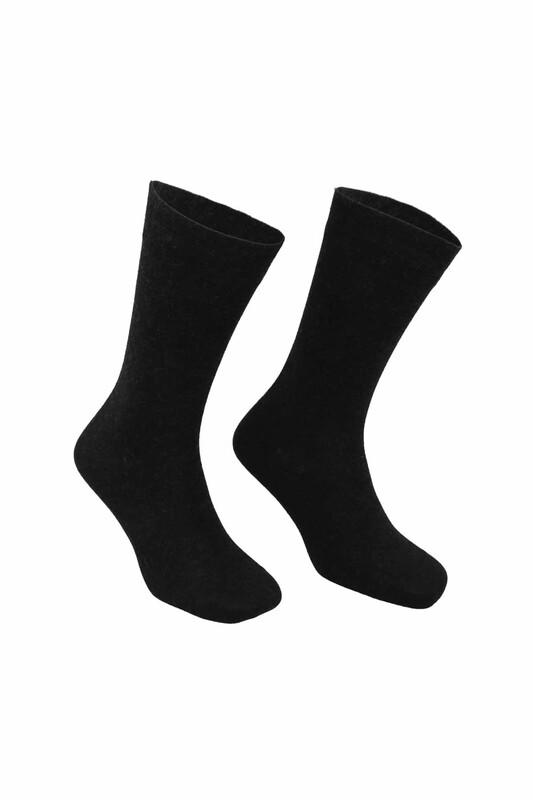 PİERRE CARDİN - Pierre Cardin Bambu Yün Erkek Çorap 650 | Siyah