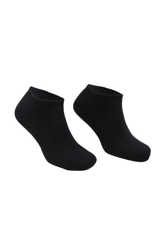 PİERRE CARDİN - Pierrce Cardin Erkek Havlu Patik Çorap 2029 | Siyah