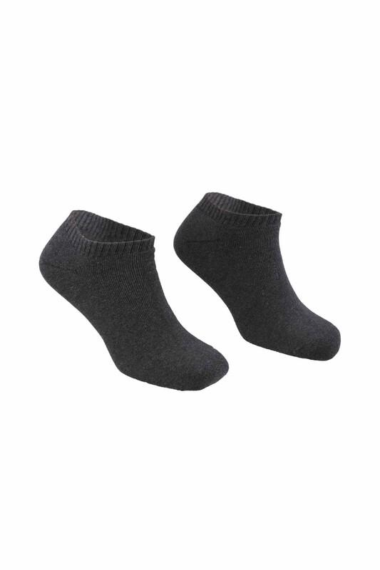 PİERRE CARDİN - Pierrce Cardin Erkek Havlu Patik Çorap 2029 | Antrasit