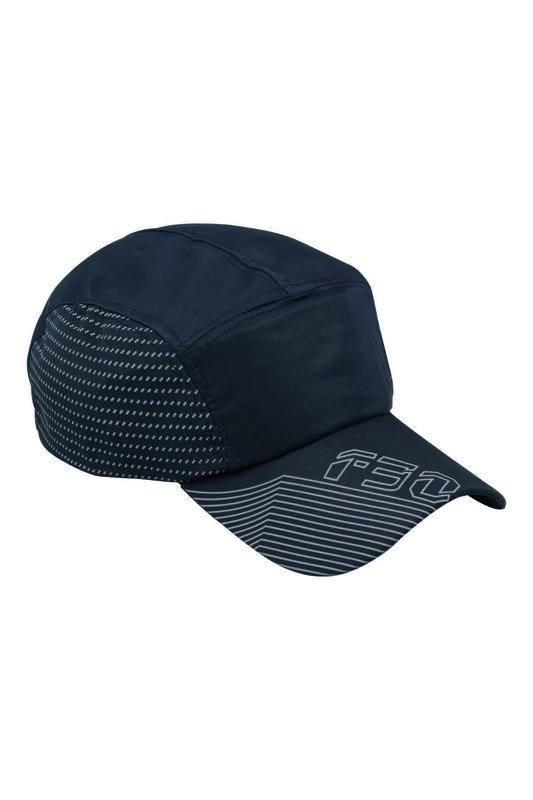 Akkuzu - Çizgili Erkek Şapka | Lacivert