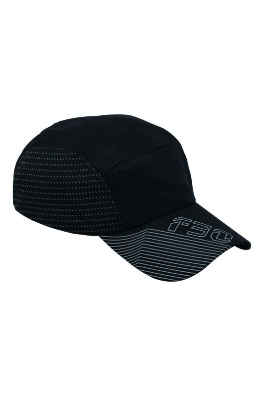 Akkuzu - Çizgili Erkek Şapka | Siyah