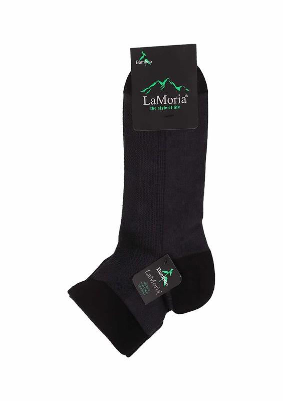 LA MORİA - La Moria Dikişsiz Çorap 33312   Füme