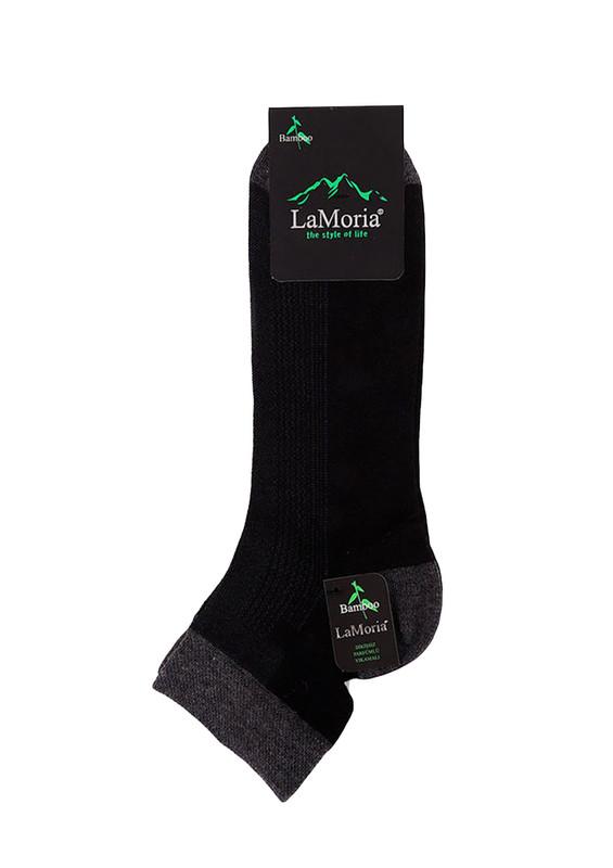 LA MORİA - La Moria Dikişsiz Çorap 33312   Siyah