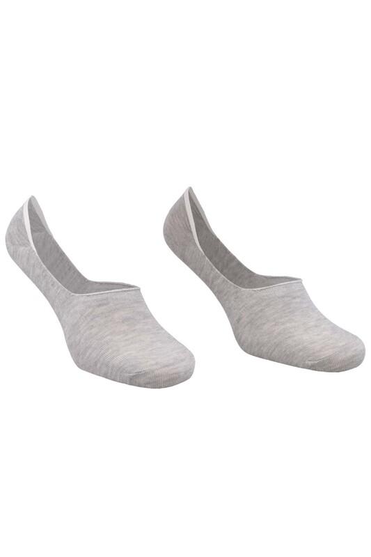 ÖZMEN - Erkek Soket Çorap 512 | Gri
