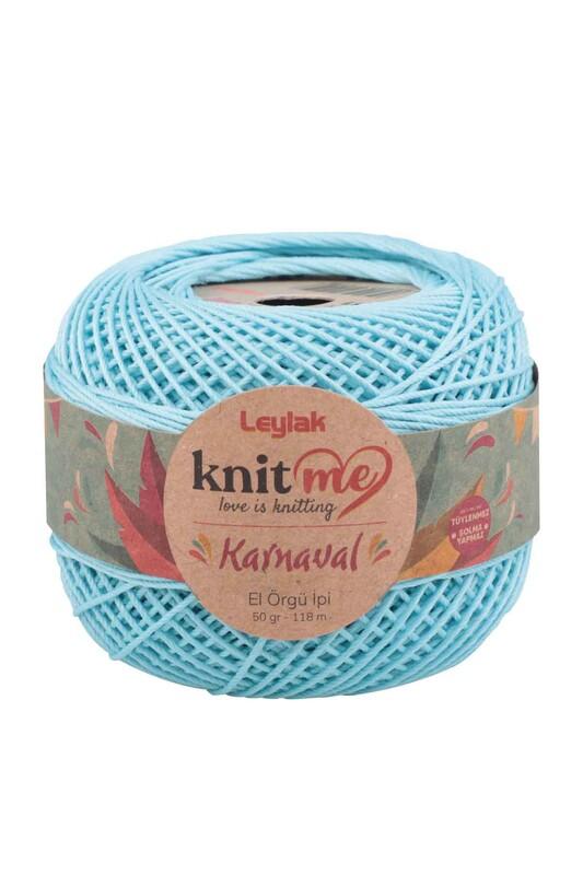 LEYLAK - Knit me Karnaval El Örgü İpi Cam Göbeği 01831 50 gr.