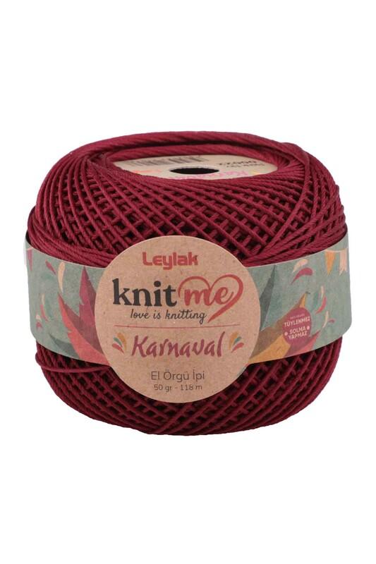 LEYLAK - Knit me Karnaval El Örgü İpi Açık Bodo 00022 50 gr.