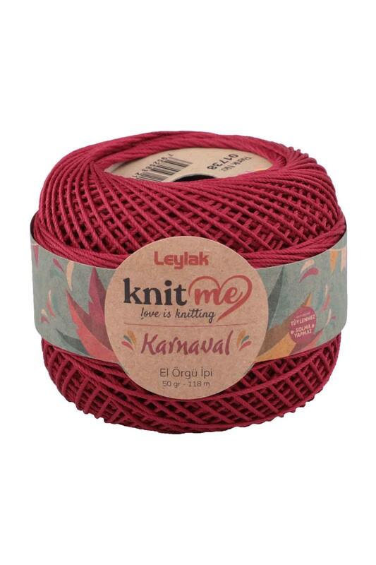 LEYLAK - Knit me Karnaval El Örgü İpi Açık Bodo 01738 50 gr.