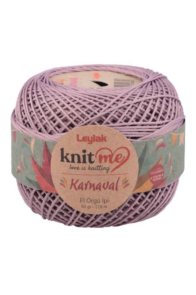Knit me Karnaval El Örgü İpi Lila 03403 50 gr.