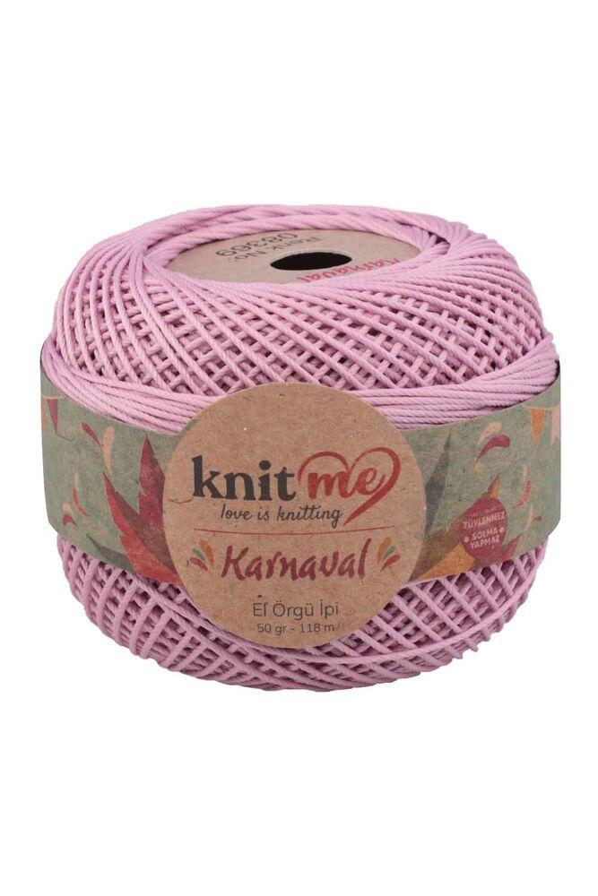 Knit me Karnaval El Örgü İpi Lila 08369 50 gr.