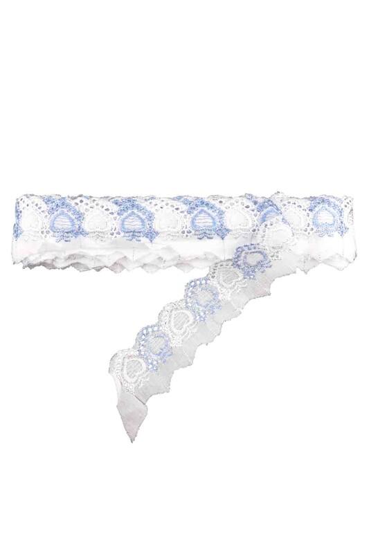 SİMİSSO - Ebruli Kalpli Fisto | Mavi