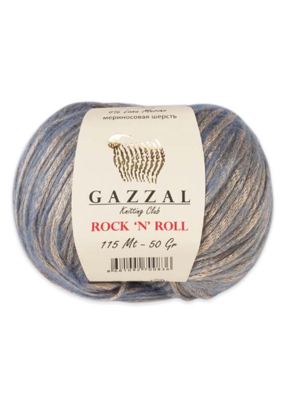 Gazzal - Gazzal Rock 'N' Roll El Örgü İpi 50 gr | 13478