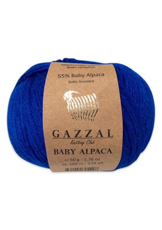 Gazzal - Gazzal Baby Alpaca El Örgü İpi 50 gr | 46010