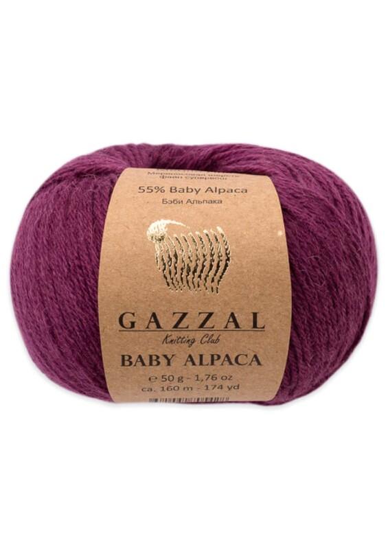 Gazzal - Gazzal Baby Alpaca El Örgü İpi 50 gr | 46009