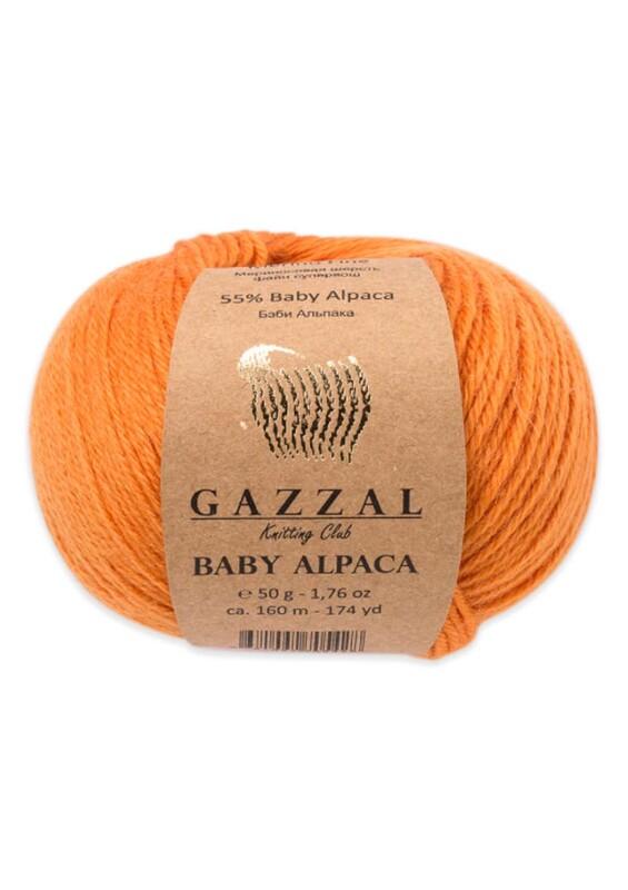 Gazzal - Gazzal Baby Alpaca El Örgü İpi 50 gr   46008