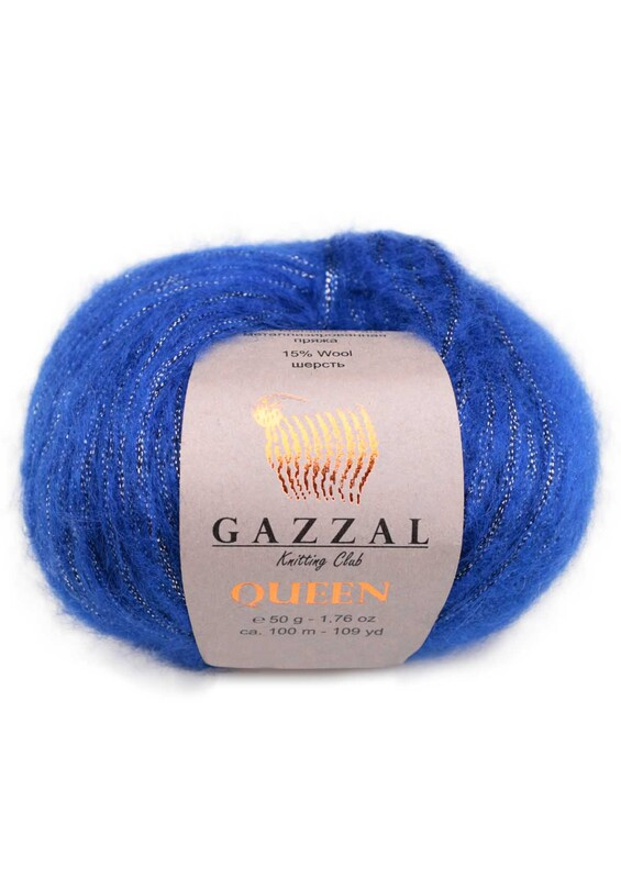 Gazzal - Gazzal Queen El Örgü İpi 50 gr | 7338