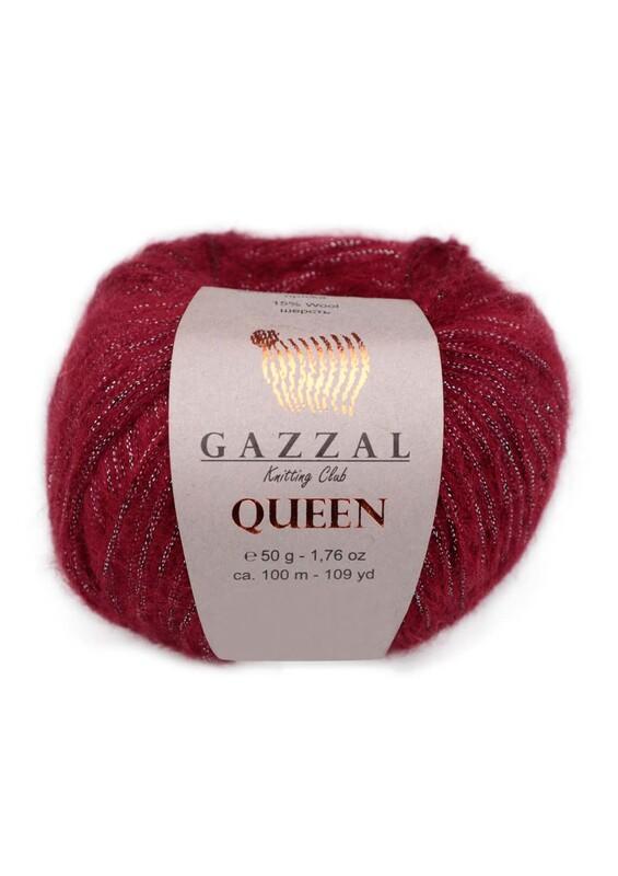 Gazzal - Gazzal Queen El Örgü İpi 50 gr | 7219