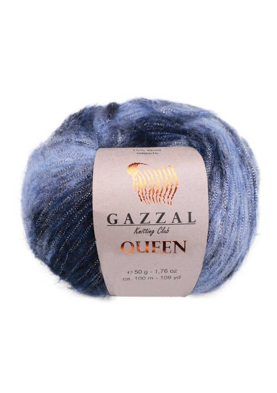 Gazzal - Gazzal Queen El Örgü İpi 50 gr | 2762
