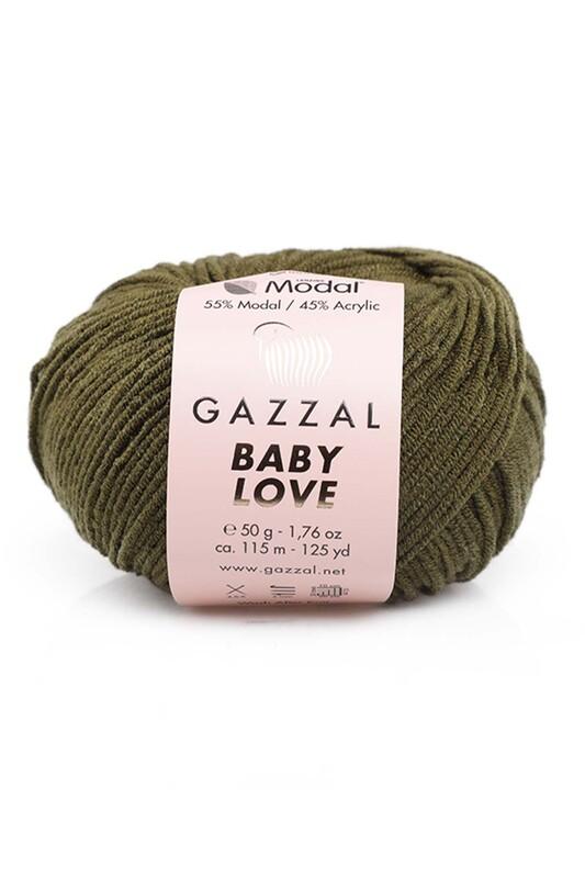 Gazzal - Gazzal Baby Love El Örgü İpi | Yeşil 1639