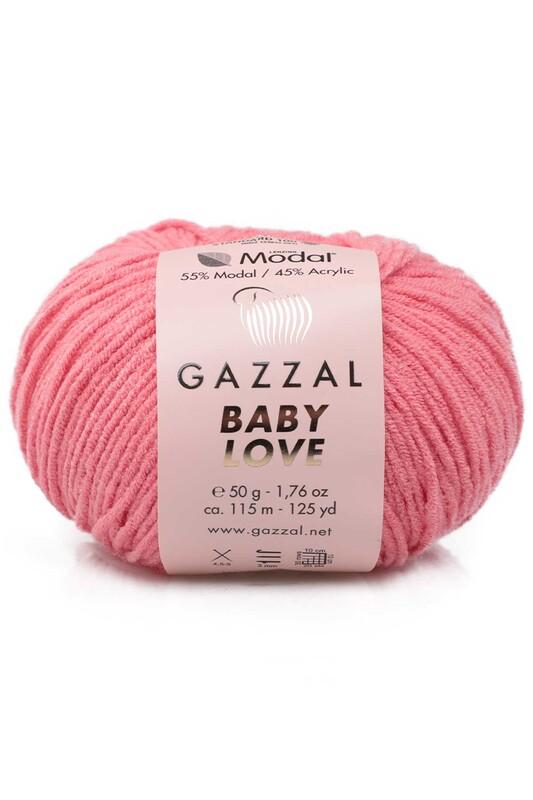 Gazzal - Gazzal Baby Love El Örgü İpi | Pembe 1638