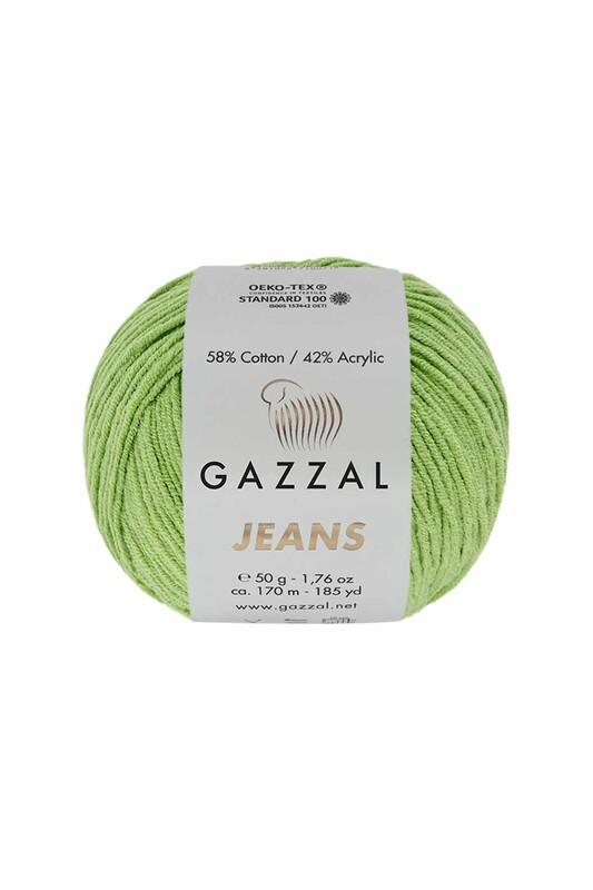 Gazzal - Gazzal Jeans El Örgü İpi | 1128