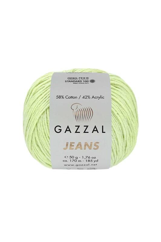Gazzal - Gazzal Jeans El Örgü İpi   Yeşil 1127