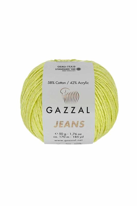 Gazzal - Gazzal Jeans El Örgü İpi | 1126