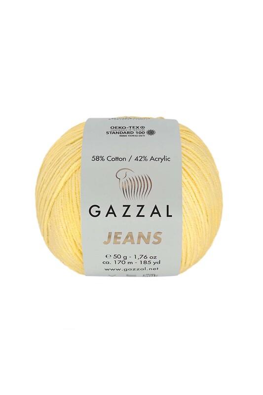 Gazzal - Gazzal Jeans El Örgü İpi | Sarı 1123